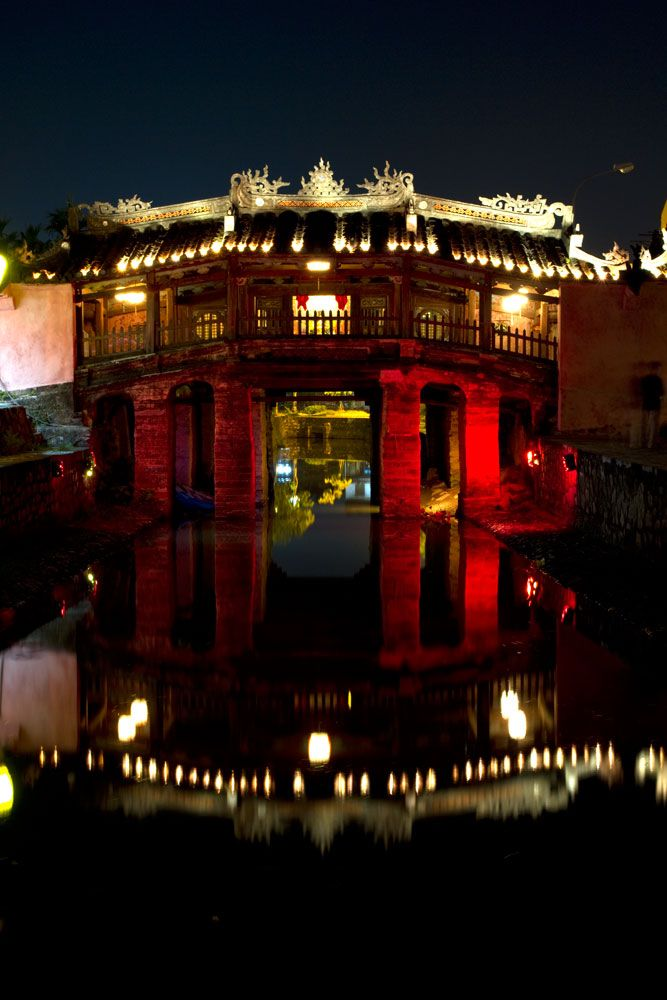 - Hoi An at night