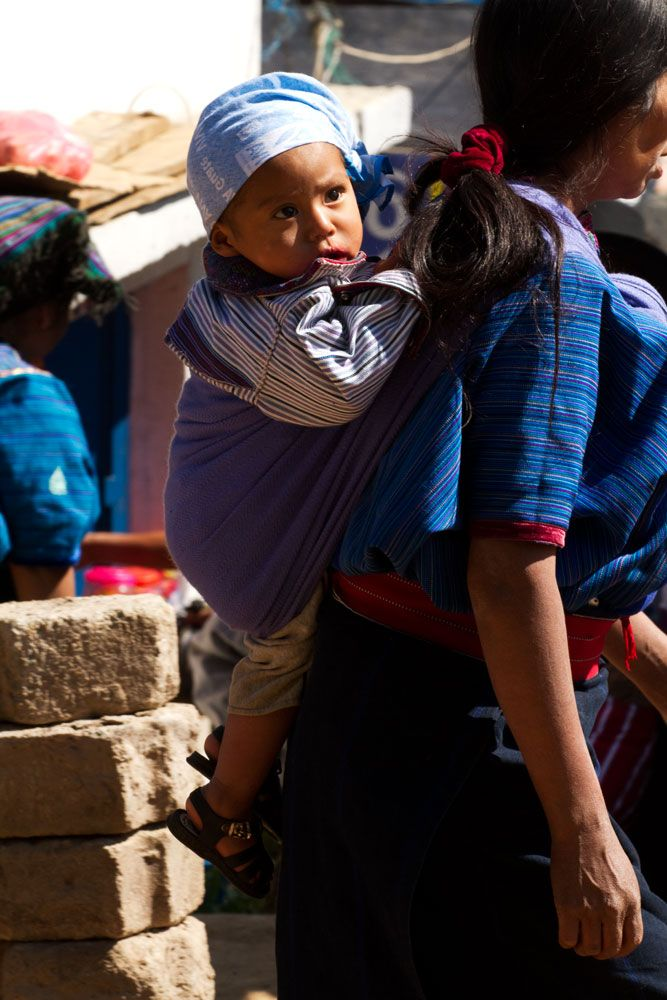 - People of Todos Santos, Guatemala